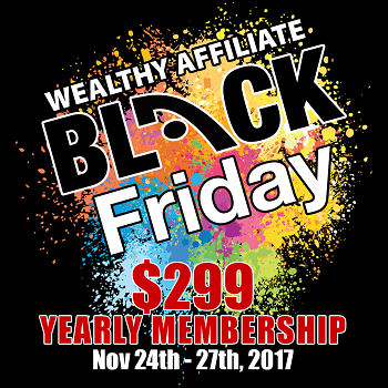 Don't miss this Black Friday super deal!